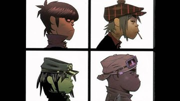Gorillaz - Feel Good Inc HD