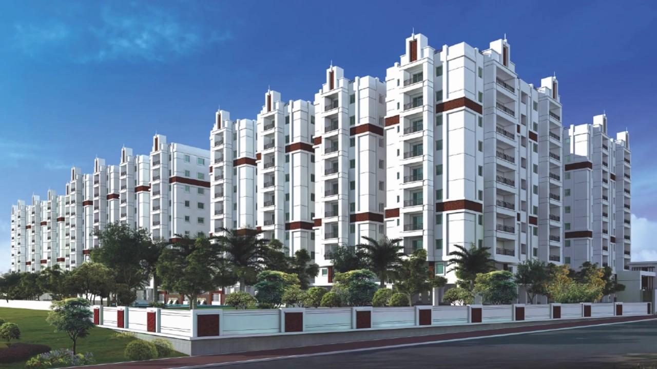 Galaxy apartments in kondapur, Hyderabad | greenmark ...