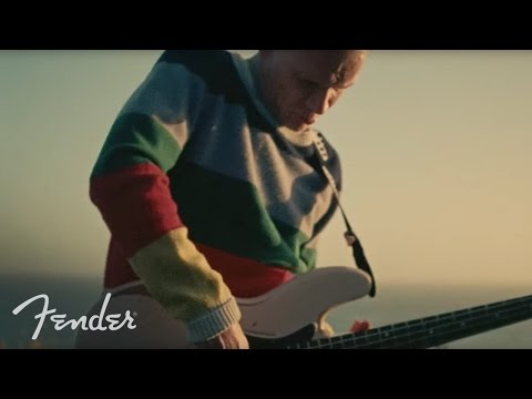 Flea Introduces the Fender Signature Flea Bass | Artist Signature Series | Fender