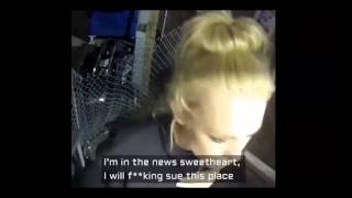 News, ESPN Suspends Reporter over Rude Berating, April 18th, 2015