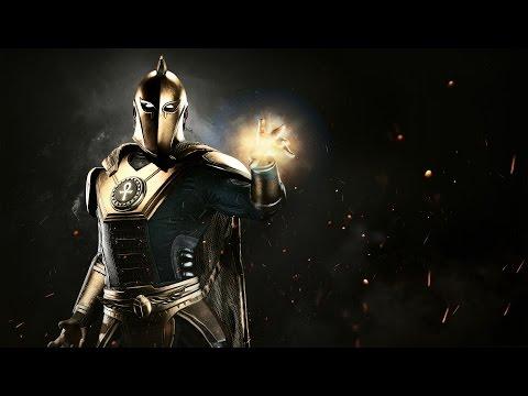Tráiler Oficial Injustice 2: Doctor Fate