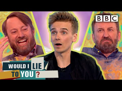 Did Joe Sugg's mum prank him with ridiculous pets? | Would I Lie To You? - BBC