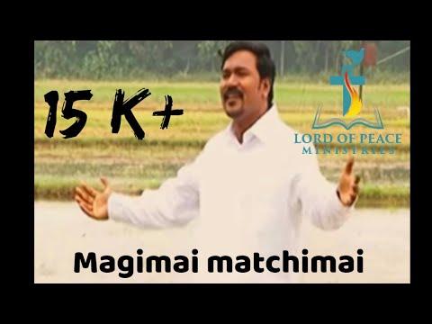 Magimai Matchimai --   samson jayakumar.j