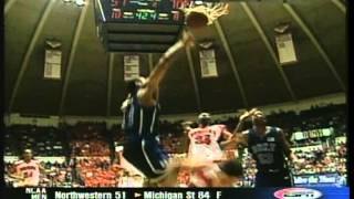 Dahntay Jones Goes to the Rack at UVA