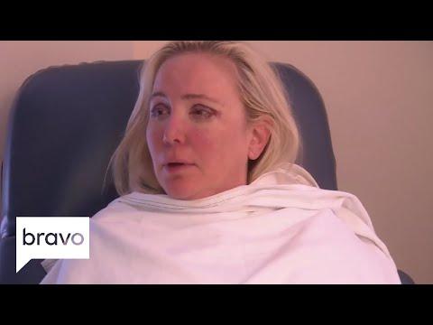RHOC: Shannon Beador And Vicki Gunvalson Come Out Of Surgery (Season 13, Episode 15) | Bravo
