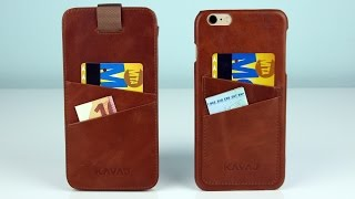 Gute iPhone 6S Plus Cases/Hüllen   KAVAJ Tokyo & KAVAJ Miami