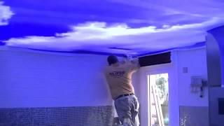 видео Небосвод - Ваш идеальный потолок!