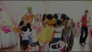 One In a Million by Hannah Montana  - Manting's 8th Birthday Trailer by ysabellesdigital