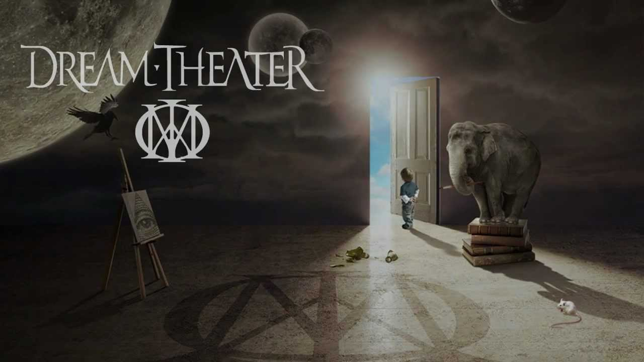 Black And Silver Wallpaper Dream Theater Wither Lyrics Youtube