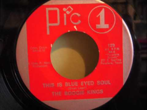 THE BOOGIE KINGS - THIS IS BLUE EYED SOUL