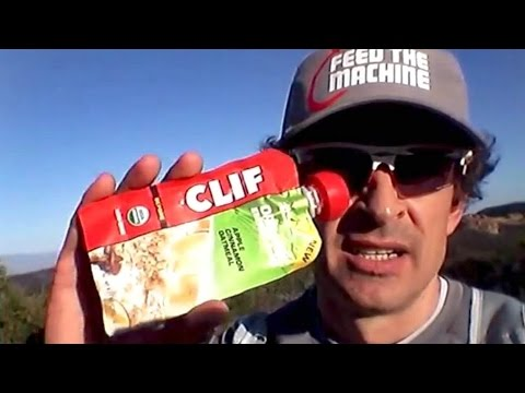 CLIF Organic Energy Food Apple Cinnamon Oatmeal