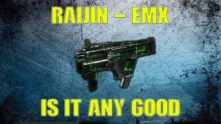 *FREE NEW WEAPON!!! | *RAIJIN - EMX* | IS IT ANY GOOD!? | CALL OF DUTY INFINITE WARFARE