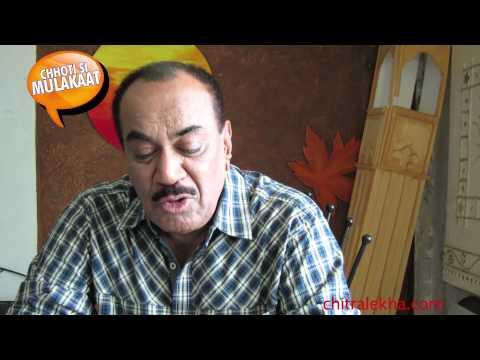 Chitralekha Chhoti Si Mulakaat with Shivaji Satam - Part 2