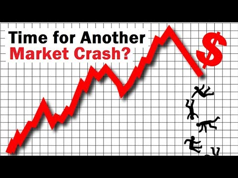 Time For Another Market Crash? Here's How You'll Know