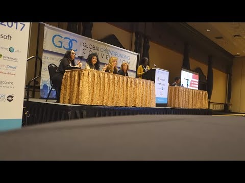 JENNY Q TA – Global Crowdfunding Convention, LAS VEGAS on 10/23-24/2017