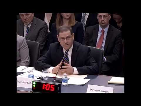Rep Graves Questions BSEE Director about Well Control Rule