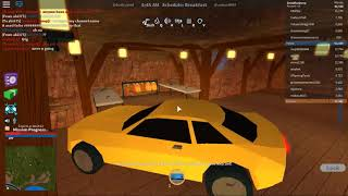 Roblox Jailbreak episode 1 [HACKER ALERT}
