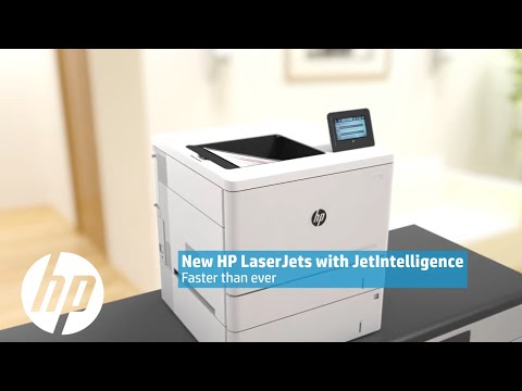 HP LaserJet 400 & 500 Series -  The Fastest Two-Sided Printing in Class