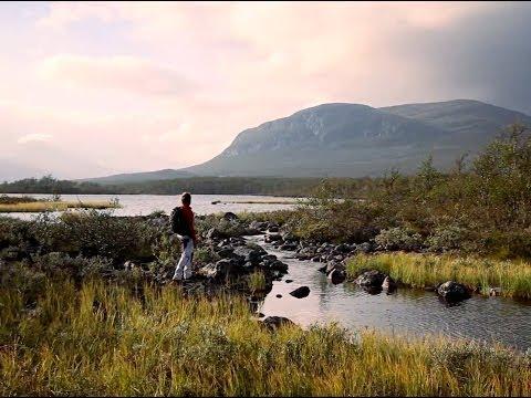 Treriksröset och ishotellet på sommaren – Gone Camping i Jukkasjärvi