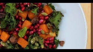 Kale As Salad - Delicious Kale Salad - Kale Salad