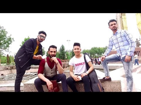 Trip of Afghan Stars to Dushanbe - Afghan Star S13 / سفر ستا