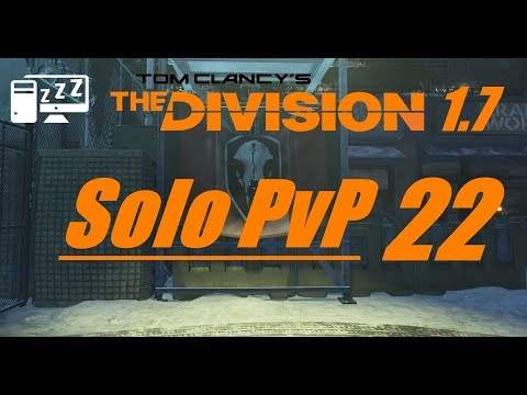 The Division 1.7 Solo PvP 22