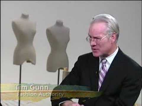 Tim Gunn, can he design clothes?
