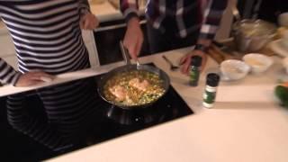 Salmon Lasagna Recipe - Gluten Free (gluten Free Optional)
