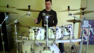 Anti Flag Turncoat Drum Cover
