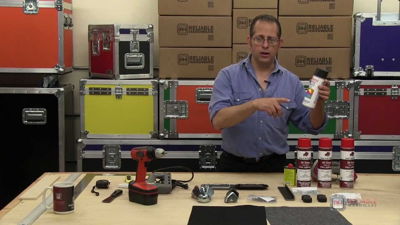 Wrapping with Carpet - ReliableHardware.com