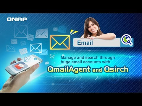 Manage and search through huge email accounts with QmailAgent and Qsirch