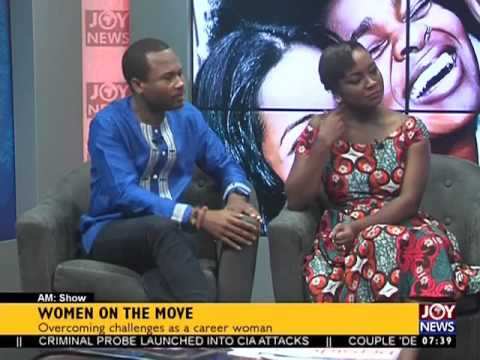 From Salon To Parliament - AM Show on Joy News (10-3-17)
