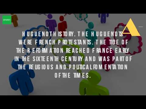 Who Are The Huguenots Of France?