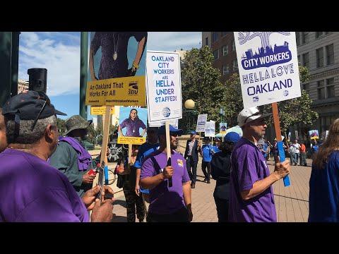 Oakland City workers expose severe understaffing