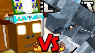 CHIEF THUNDERHOOVES VS HAMMERHEAD - Minecraft Batalha de Mobs - Minecraft Mods