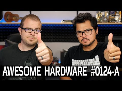 Awesome Hardware #0124-A: Coffee Lake SCARCITY, RIP Windows Phone