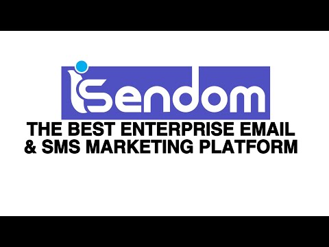 ISENDOM IS LAUNCHED!