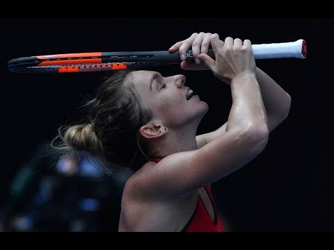 WTA Player of the Month, January 2018: Simona Halep