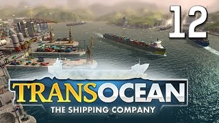 TransOcean #12 Selbst gemacht ist halb abgelegt The Shipping Company Gameplay Lets Play deutsch HD