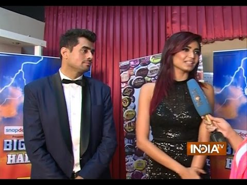 Bigg Boss 8 Finalists: Exclusive Interview with Pritam Singh and Karishma Tanna - India TV