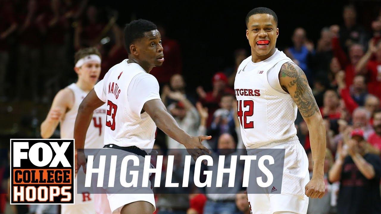 Rutgers basketball takes down Purdue on road, locks NCAA ...