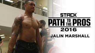 Path to The Pros 2016: Jalin Marshall