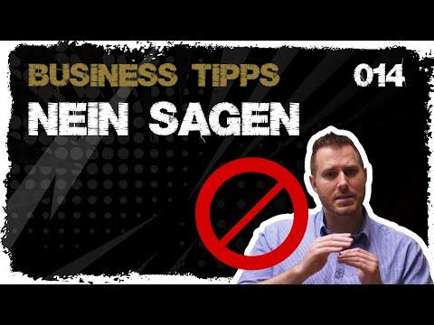 business tipps #014: Nein sagen = mittelmäßiger Chef = guter Chef