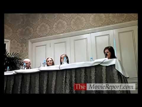 ROOM talk with Brie Larson, Jacob Tremblay, Joan Allen, Lenny Abrahamson, Emma Donoghue