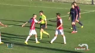 Serie D Girone D Villabiagio-Rimini 2-3