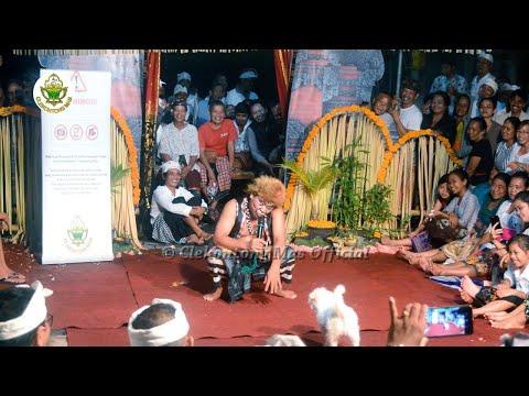 Live Performance Clekontong Mas Di Pura Pasek Dangka Mas Ubud Part 3