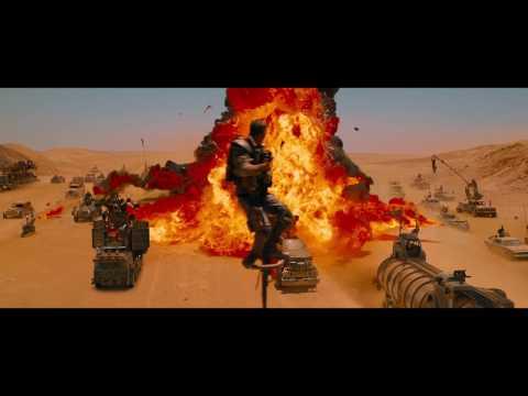 Carpenter Brut  Turbo Killer  Mad Max: Fury Road