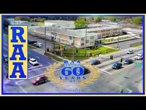 Raa Middle School - 60 Year Anniversary