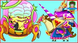 Игровой Мультфильм для детей про БОИ и СРАЖЕНИЯ Tower Conquest от Фаника 25