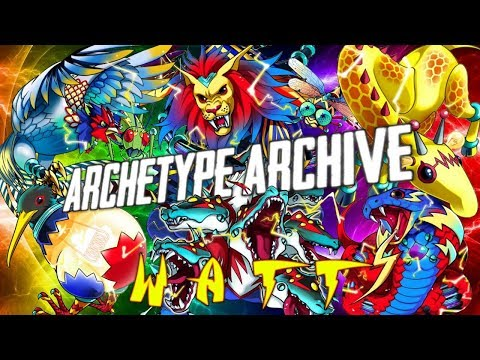 Archetype Archive - Watt